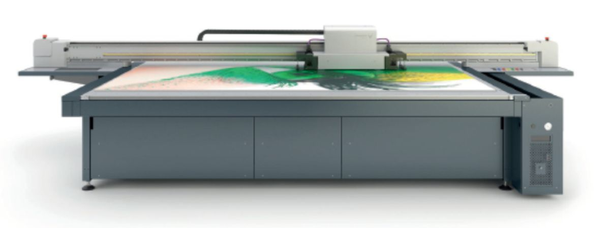 Digital UV-Direktdruck Maschine vvon SwissQprint